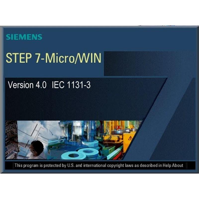 6ES7810-2CC03-0YX0 SIEMENS SIMATIC S7 STEP7-MICRO/WIN V4.0