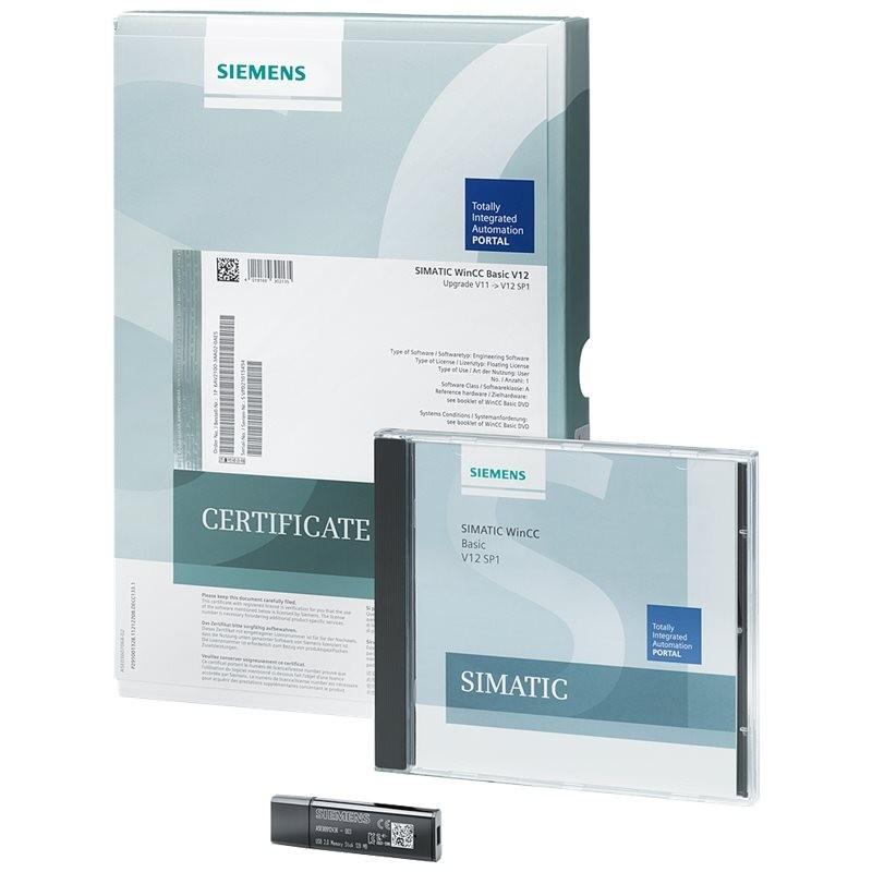 Siemens 6AV2100-3AA04-0AE5 SIMATIC WINCC BASIC V14, UPGRADE  DE V11..V13 A V14