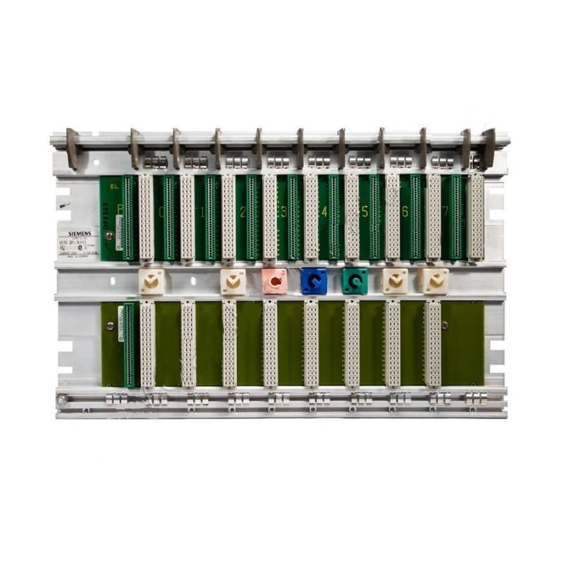 Siemens 6ES5701-3LH11 SIMATIC S5, BASTIDOR AMPLIACION PARA S5-115H